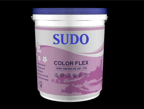 Sơn Sudo Color Flex