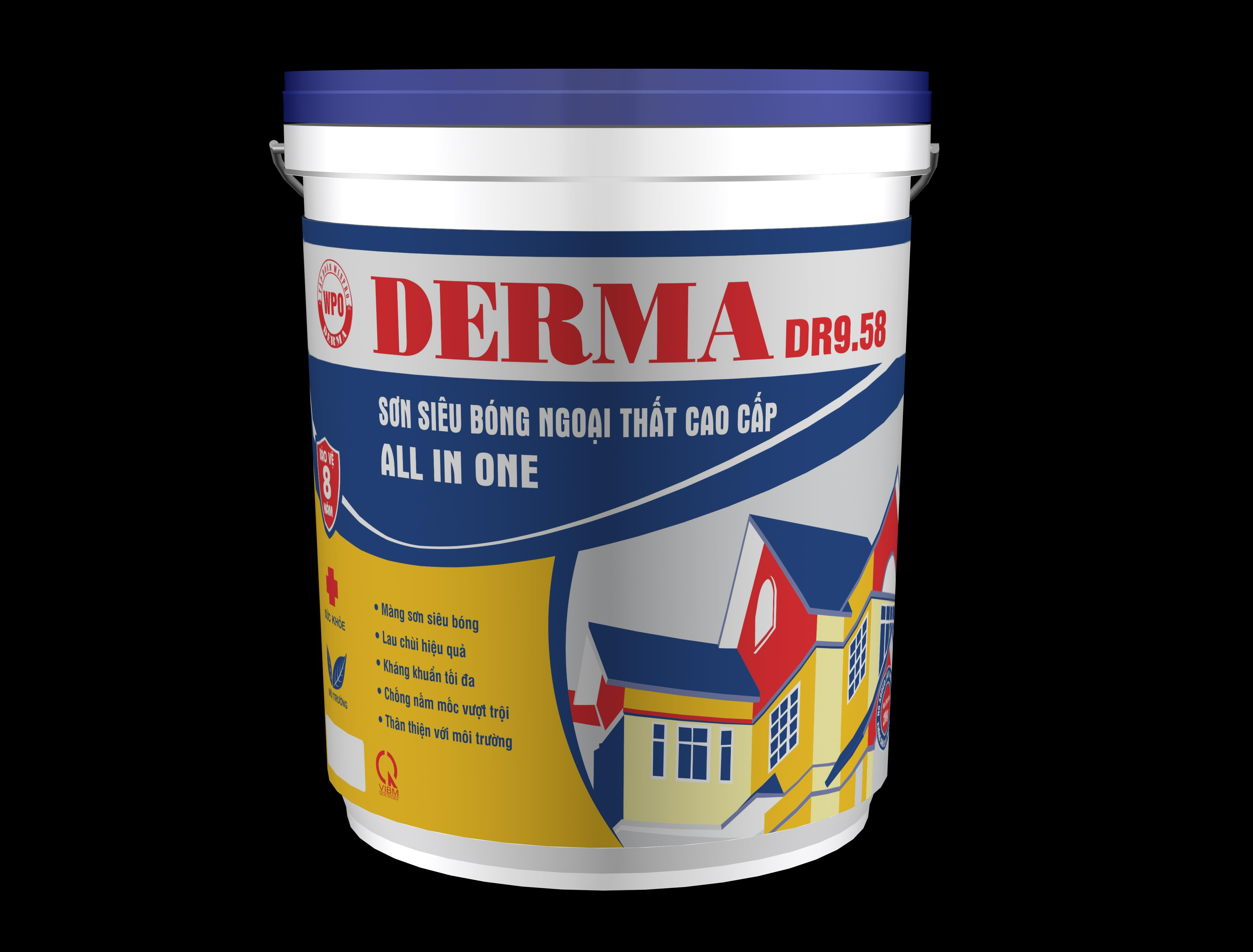 Sơn Derma All In One