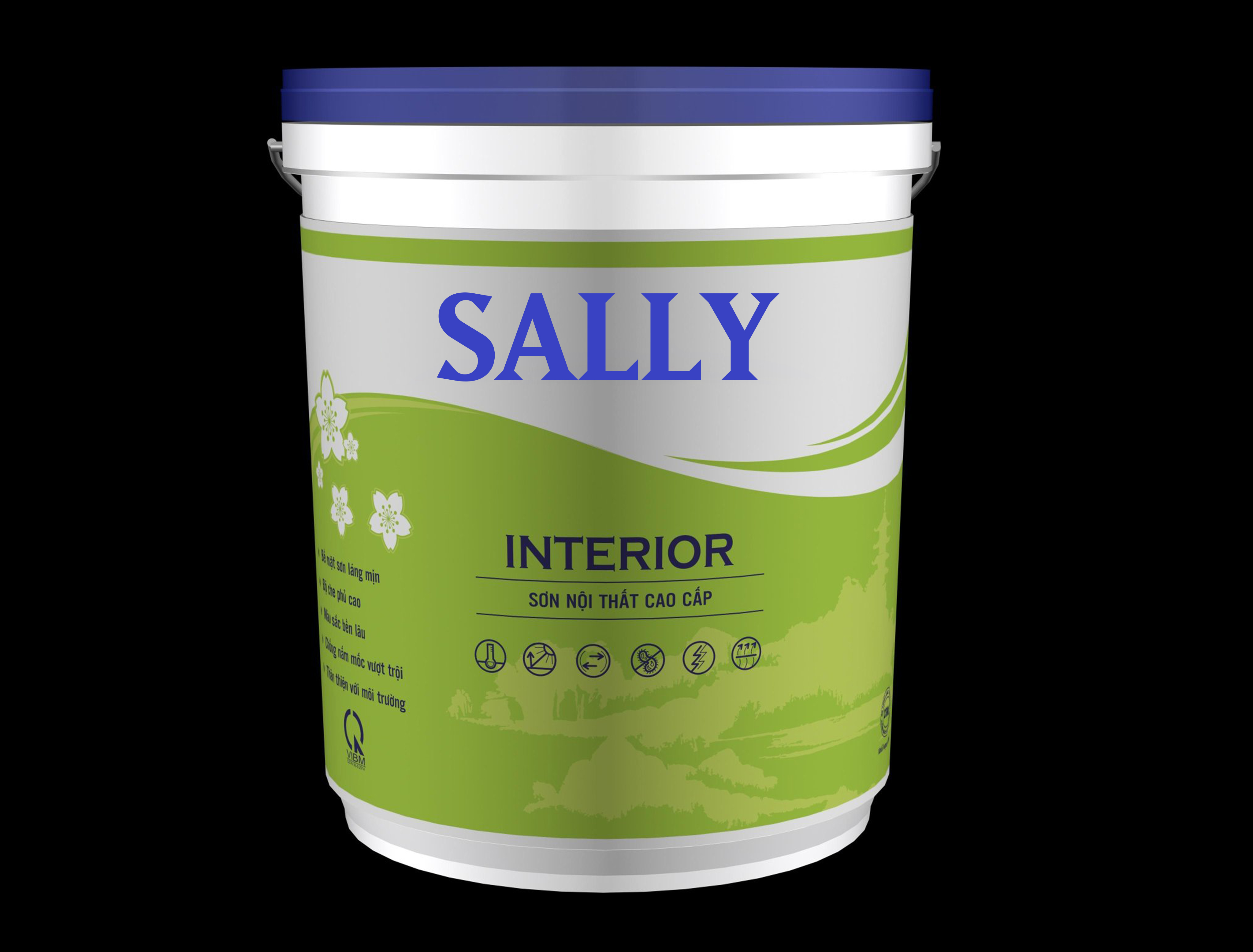 Sơn Sally  Inter Ior