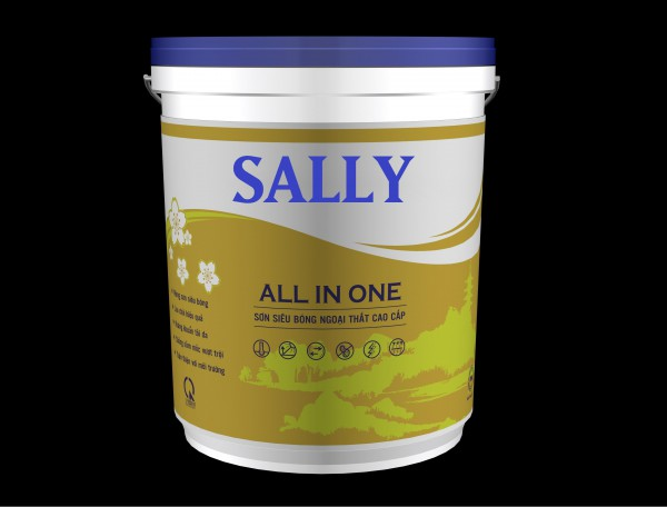 Sơn Sally  All In One